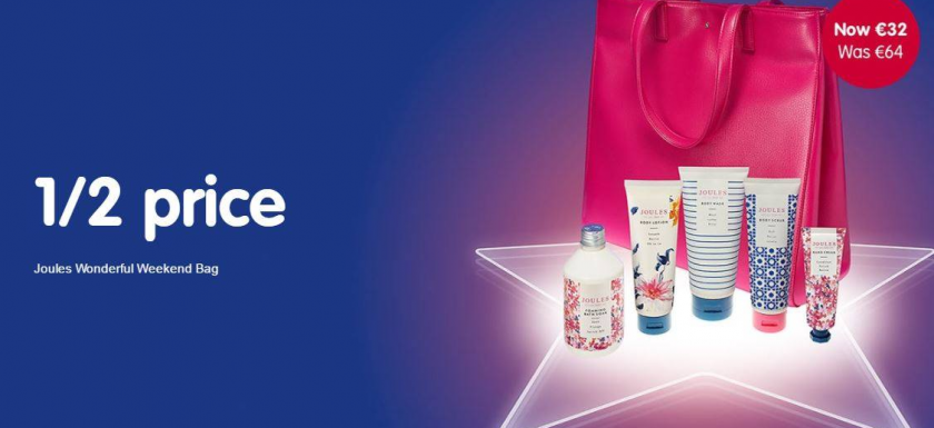 Boots special offer